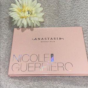 Nicole Guerriero glow kit. Anastasia